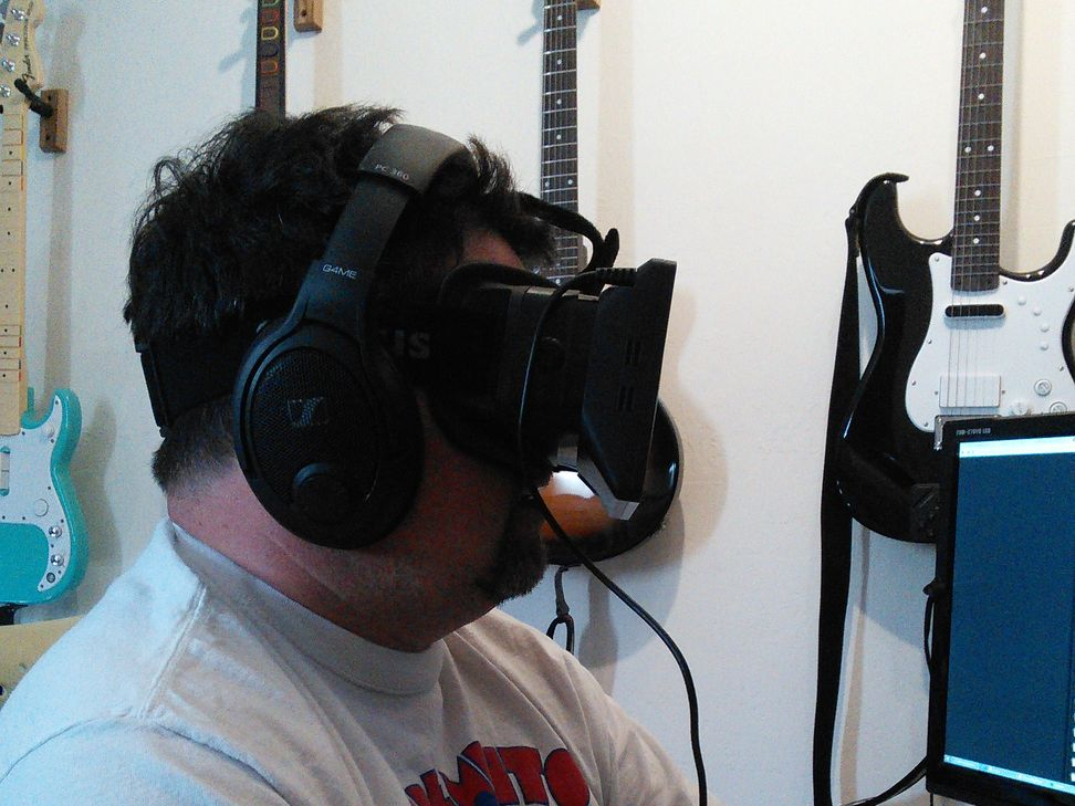I Tried VR and It Was Just OK