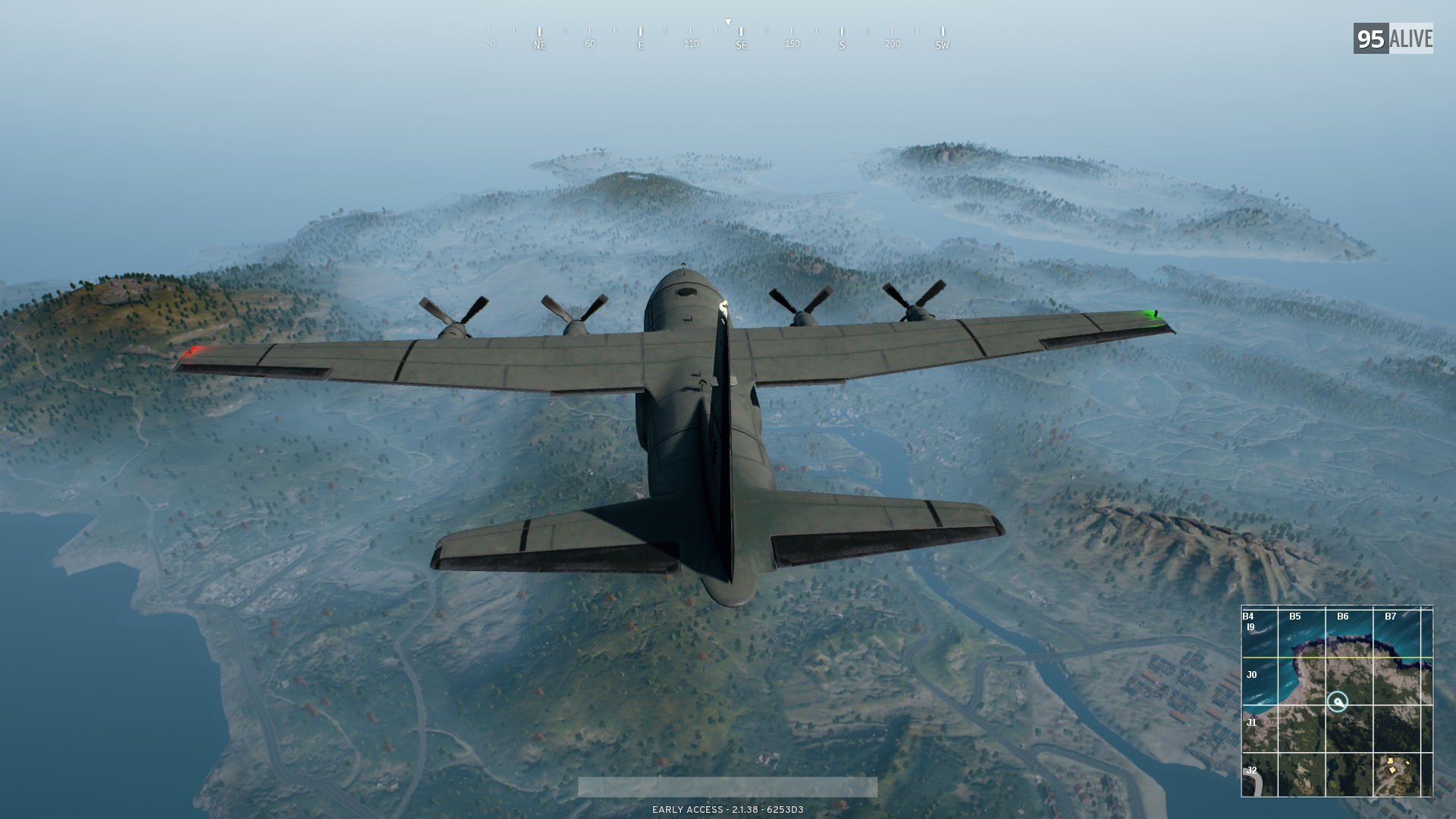 battlegrounds-cargo-plane The Existential Terror of Battle Royale - battlegrounds cargo plane - The Existential Terror of Battle Royale