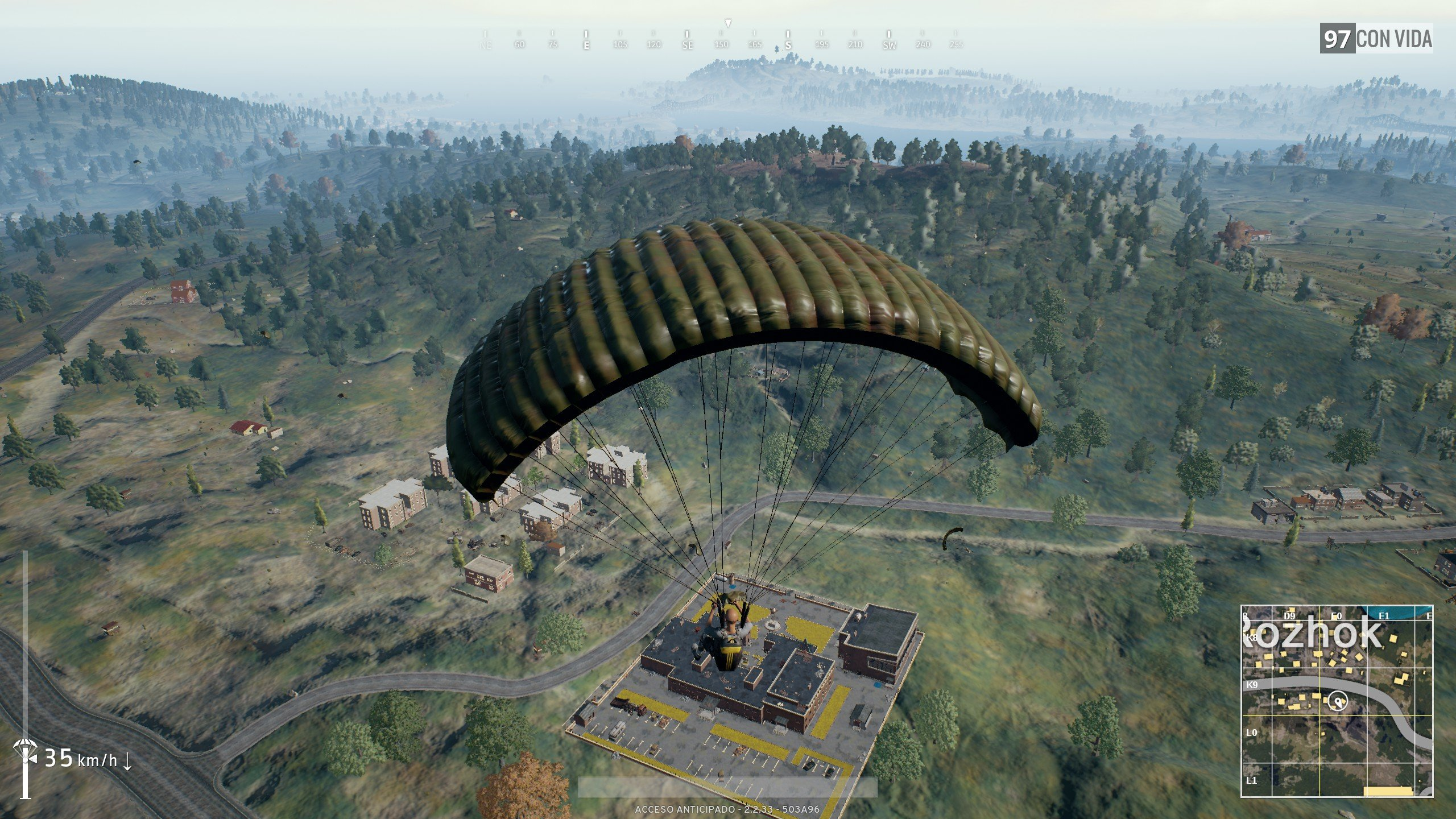 The Existential Terror of Battle Royale