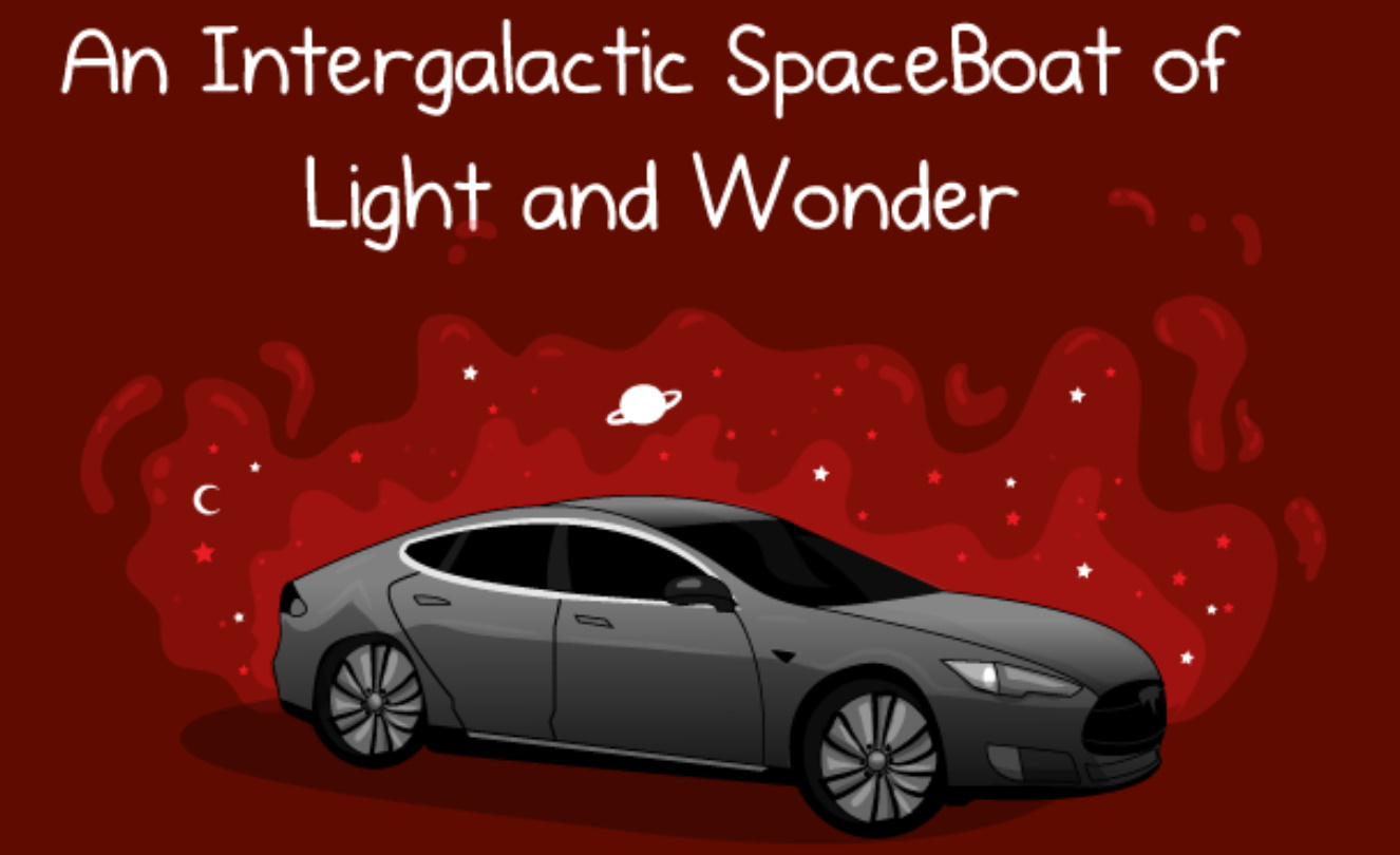 oatmeal-tesla-s-spaceboat