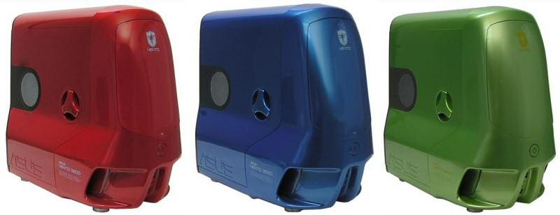 ASUS Vento PC cases