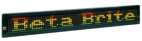 BetaBrite LED sign