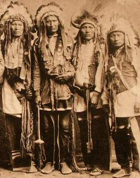 Indian tribe photo