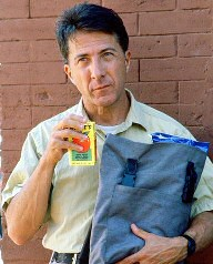 Dustin Hoffman in Rain Man
