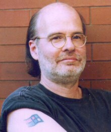 Charles Petzold and his Windows tattoo
