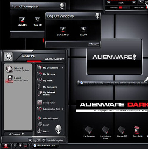Alienware 'Darkstar' desktop