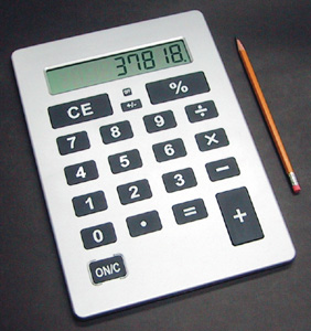 a huge calculator