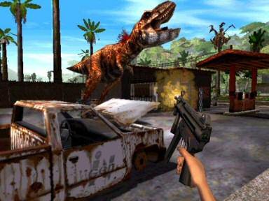 Trespasser screenshot