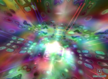 Xbox360 Neon visualization