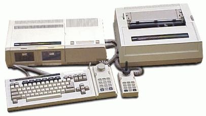 The Coleco Adam