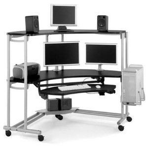 The Anthrocart Console Unit Desk