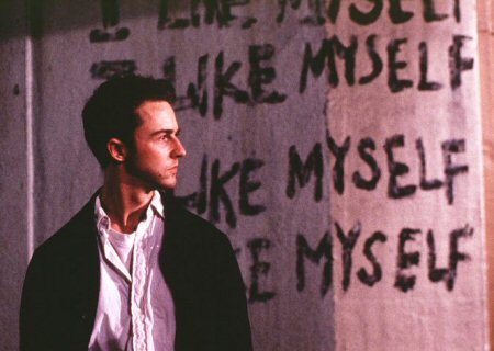 a still from the movie Fight Club
