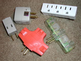 cube tap power adapters