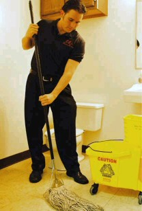 a janitor