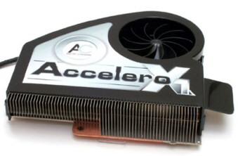 accelero-x1 video/GPU cooler