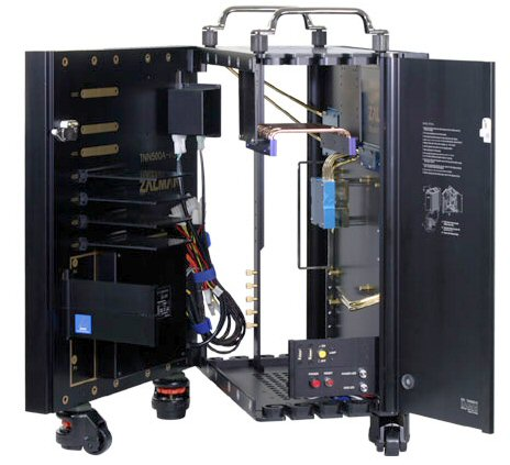 Zalman TNN 500a fanless computer case