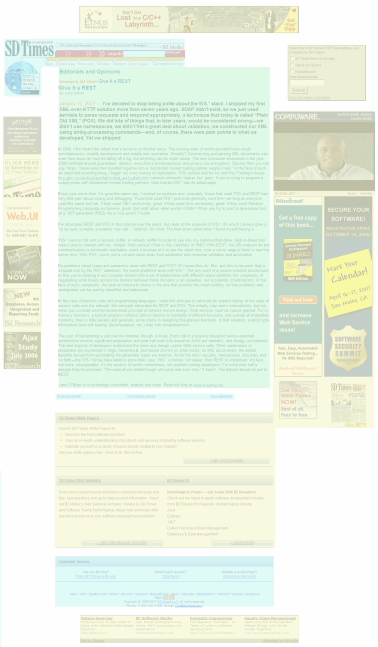 article, colorblocked