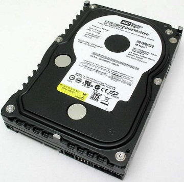 Western Digital Raptor Hard Drive