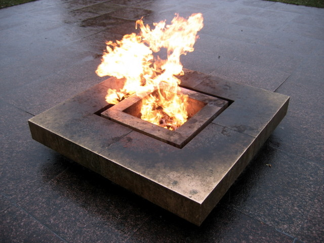 The eternal flame.. wars