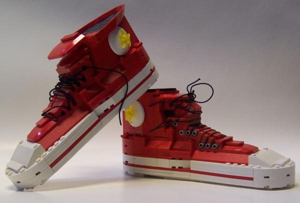 Lego-sneakers
