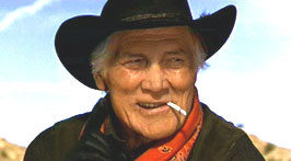 Jack Palance in City Slickers