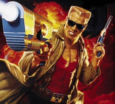 Duke Nukem: always bet on Duke