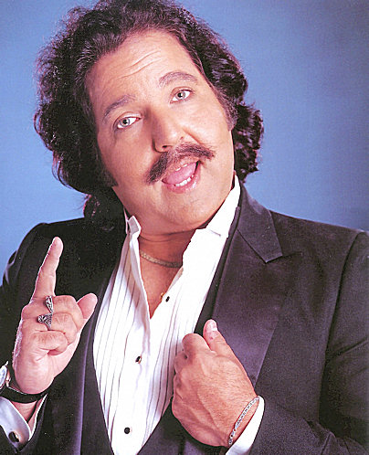 Ron Jeremy, porn superstar