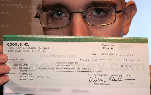 Look how big my $%^@ paycheck is!