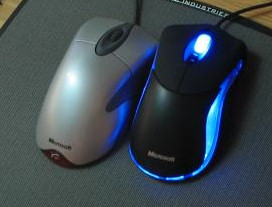 Habu vs. Intellimouse