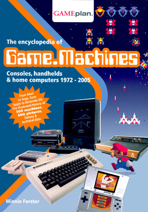 The Encyclopedia of Game Machines, book cover