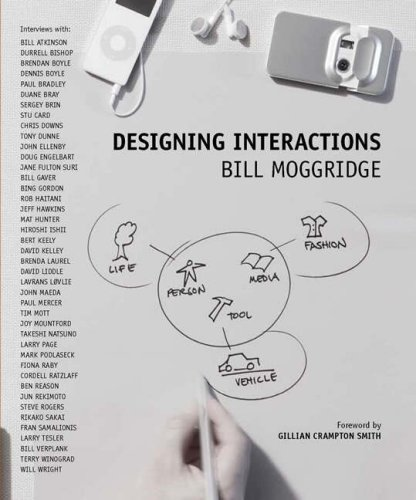 Designing Interactions book cover