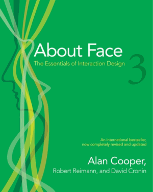 About Face 3 cover