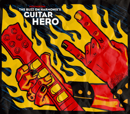 Game Developer magazine, Guitar Hero postmortem
