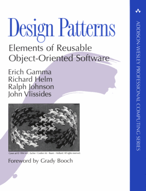 Design Patterns book cover