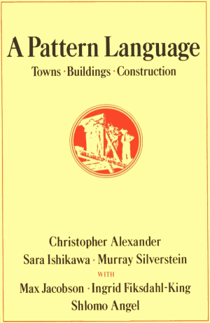 A Pattern Language, Towns Buildings Construction, book cover