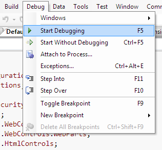 visual-studio-debug-menu