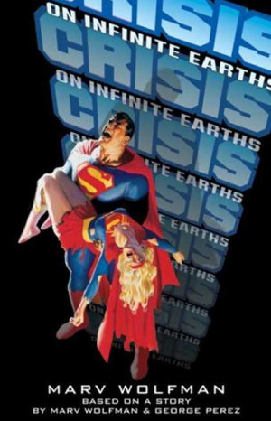 Crisis on Infinite Earths #7: