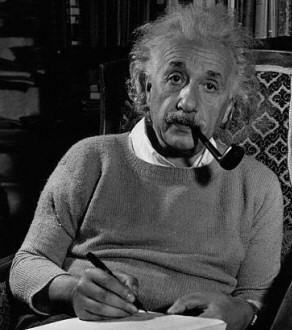 personas: Einstein