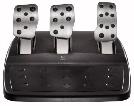 G25 pedals