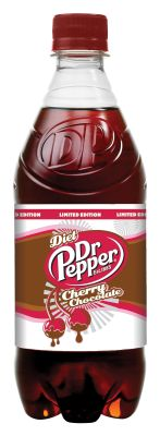 Diet Cherry Chocolate Dr. Pepper