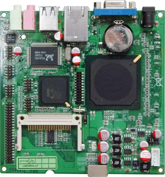 Nano-ITX motherboard