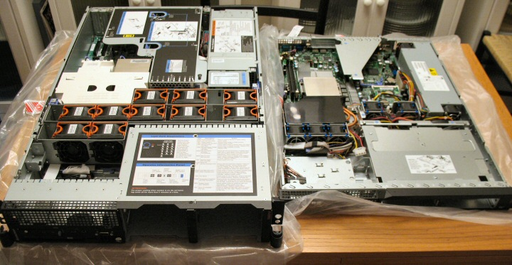 lenovo thinkserver rs110 and rd120