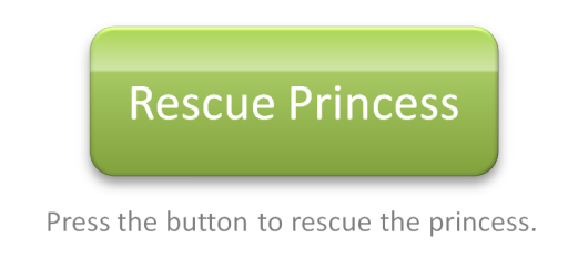 Rescue the Princess as a web 2.0 website