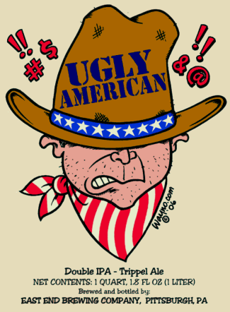 ugly american ale