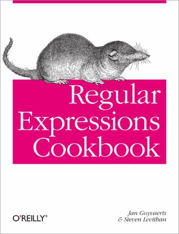 Regular Expressions for Regular Programmers