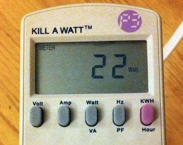 Kill-a-watt-2500t