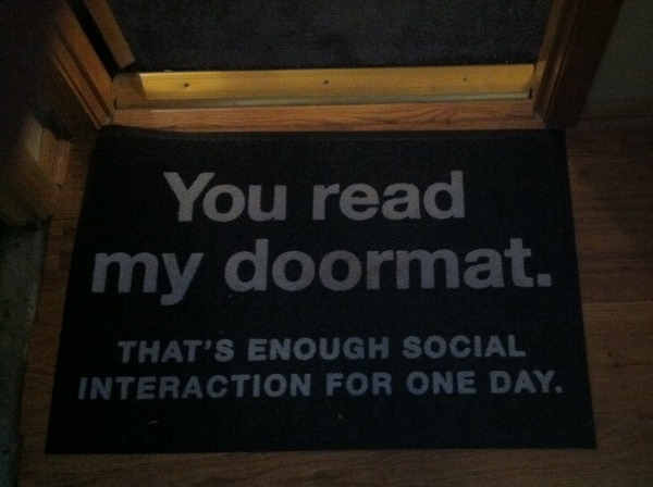 You-read-my-doormat