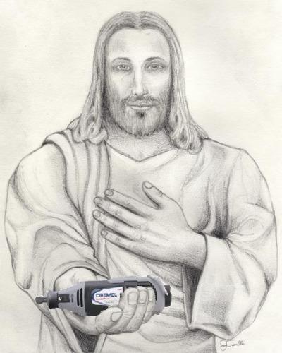 Jesus-dremel