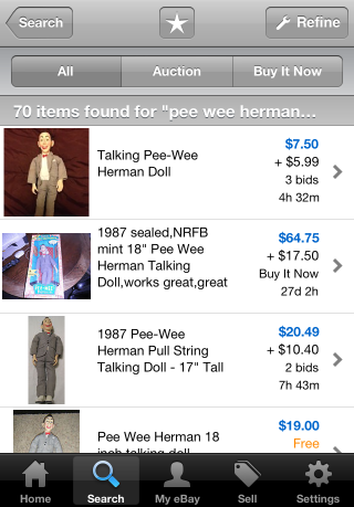 Ebay-iphone-app